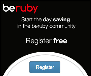 beruby.com — Giving You Cashback Rewards for Simply Using the Internet