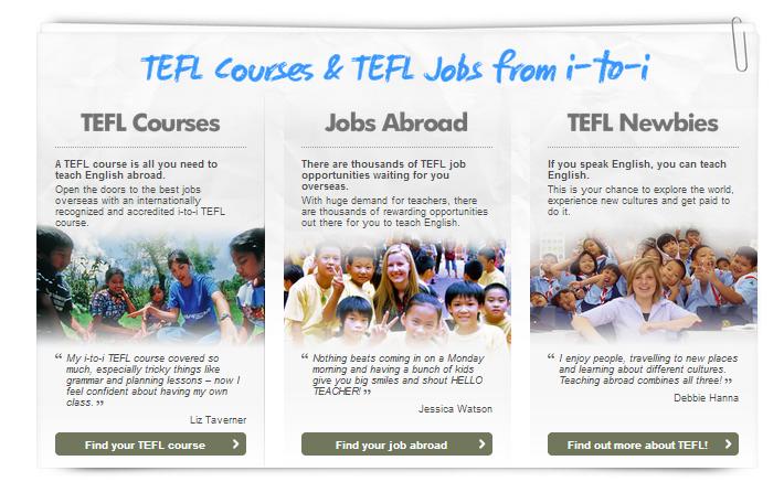 TEFL blog